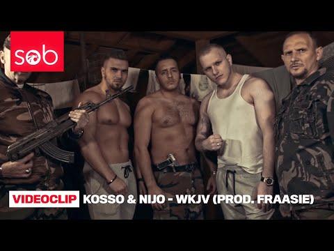 KOSSO & NIJO - WAAR KOM JIJ VANDAAN (PROD. FRAASIE)