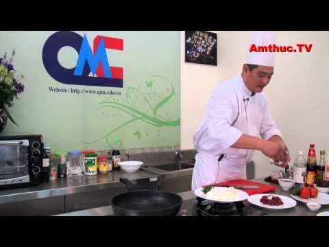 Cách làm món Gỏi bò tái me (Vào bếp cùng Sao - số 73) - tapchiamthuc.vn