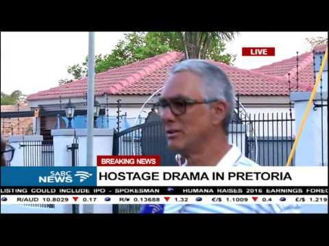 UPDATE: Hostage drama in Moreletapark, PTA