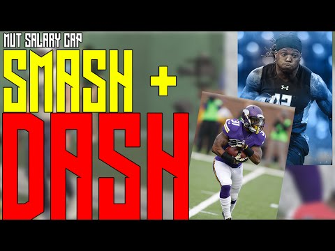 Jerick Mckinnon & Derrick Henry = Smash & Dash | Best HB DUO |  MUT 16 Salary Cap Gameplay