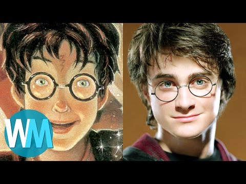 Top 10 Shocking Differences Between the Harry Potter Movies and Books