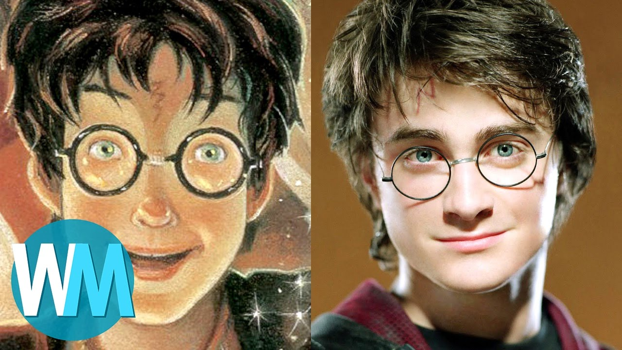 Harry Potter Book Movie Differences ~ Shocking differences between the harry potter movies and books
