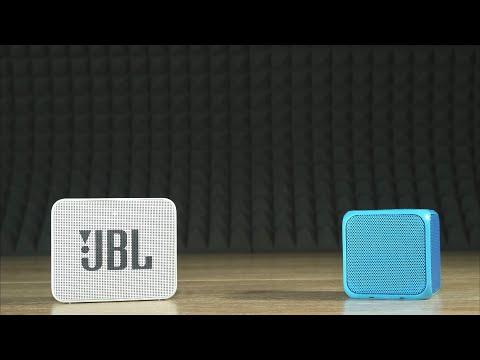 JBL Go 2 bluetooth speaker vs Sony Srs X11 sound & bass test