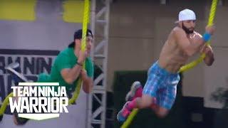 Season 2, Episode 11: Noel Reyes takes on Lorin Ball | Team Ninja Warrior