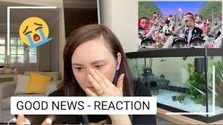 MAC MILLER - GOOD NEWS EMOTIONAL REACTION