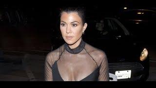Kourtney Kardashian est fan d'une chanteuse française et vous allez être surpris !