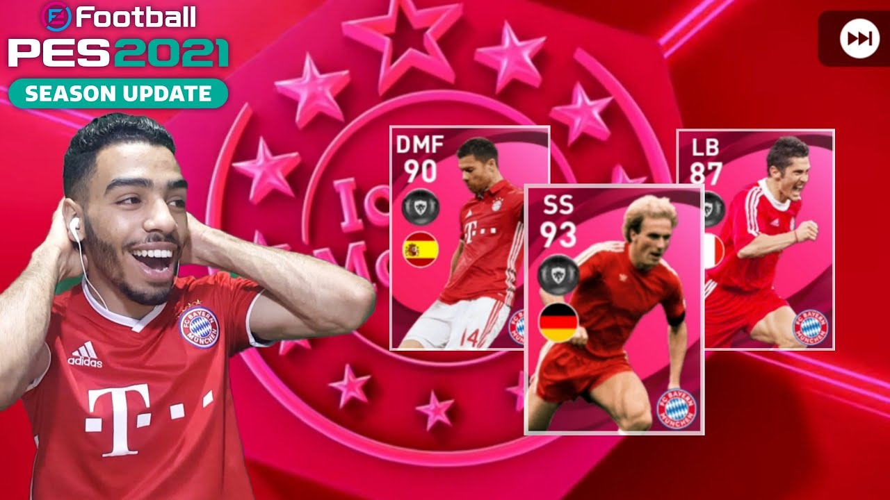 BAYERN MÜNCHEN - ICONIC MOMENT PACK OPENING 🔥 RICH MAN TO GLORY 🔥PES 2021 MOBILE