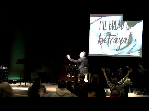 """""""The Bread of Betrayal"""" by Bishop Myron Powell"""