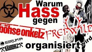 Hass gegen Onkelz, Frei.Wild, Fans & Co - Was Kämpfer, Medien & Bands wirklich wollen /Streitkultur