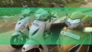 Hero Maestro Edge VS Honda Activa 5G