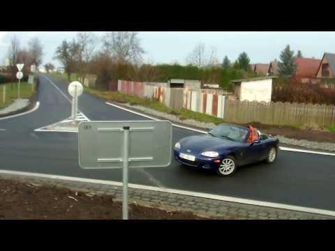 Mazda MX5 1.6 with Torsen
