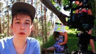 Kurzfilm-Dreh in Arendsee! :) - JugendFilmCamp #1
