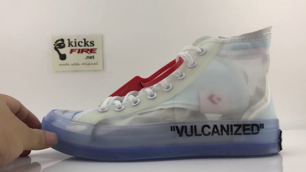 OFF WHITE x Converse The Ten AA3836 100 From