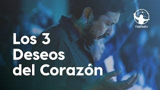 Los 3 deseos del corazón. | La vuelta al corazón | Pastor Rony Madrid