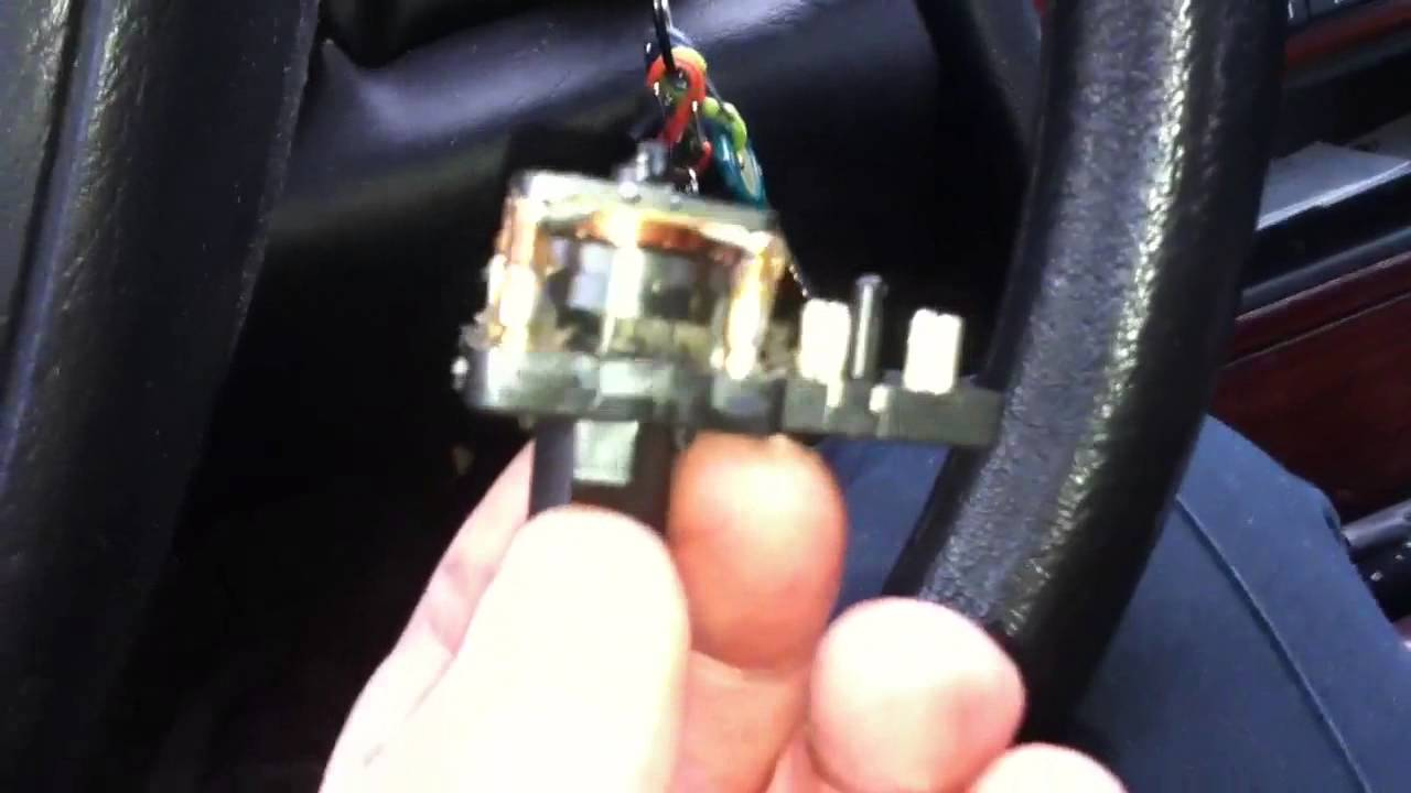 Mercedes W202 and others interior temperature sensor cleaning  YouTube