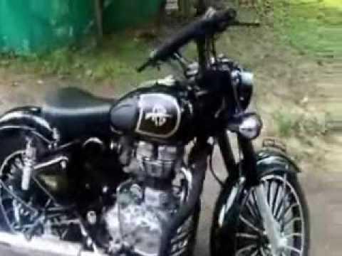 classic  350 cc modified beast harley alloy wheels