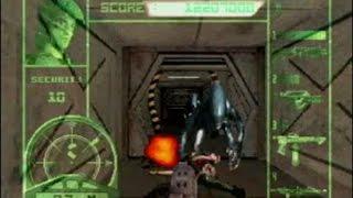 Atari Jaguar: Alien Vs. Predator [Rebellion/Atari]