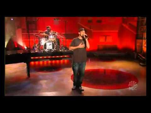 Fort Minor feat Holly Brook (Skylar Grey) - Where'd you go (Live@Jay Leno):D