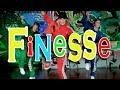 Finesse - Bruno Mars ft. Cardi B | Jasmine Meakin (Mega Jam)