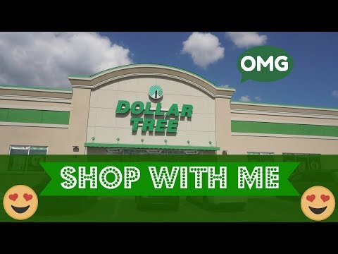 DOLLAR TREE SHOP WITH ME| BIGGEST DOLLAR TREE EVER?| Megan Navarro