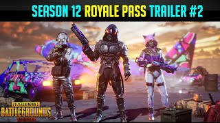 Season 12 Royale Pass Official Trailer #2, Brothers is Arms Pubg Mobile