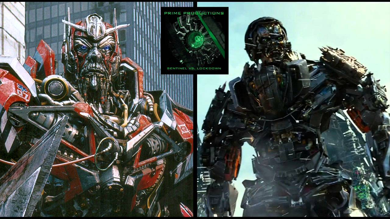 "ultimate transformers theme mashup - ""sentinel prime"" and ""lockdown"