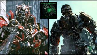 "Ultimate Transformers Theme Mashup - ""Sentinel Prime"" and ""Lockdown"" by Steve Jablonsky"