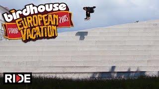 Birdhouse Skateboards European Tour 2015 - Part 1 of 3