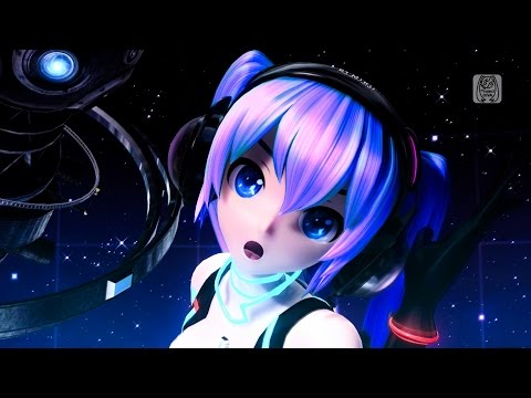 Tell Your World -English Version- of Force connection [ 初音ミク Project DIVA Future Tone ]