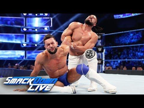 Finn Bálor vs. Andrade: SmackDown LIVE, April 23, 2019