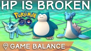 ONE SIMPLE TRICK TO BALANCE POKÉMON GO! (GAME DESIGNERS HATE HIM!)
