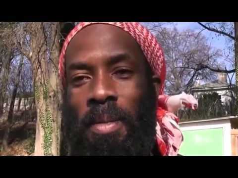 WACPtv: KING DAY 50 YEARS - TLW VOLUNTEER URBAN GARDEN EVENT