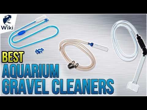 8 Best Aquarium Gravel Cleaners 2018