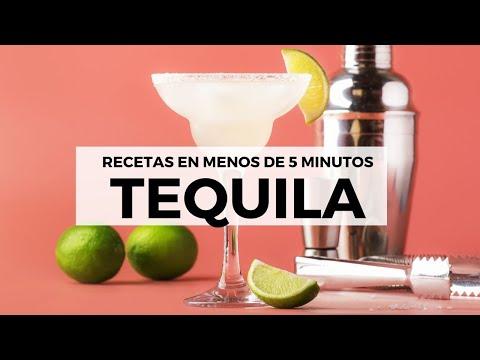 3 cócteles con tequila para preparar en casa en menos de 5 minutos | Tequila Cocktails