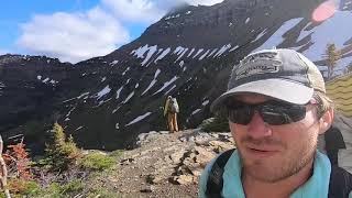 PNT thru hike 2019 : East Glacier to Polebridge