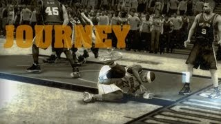NBA 2K13 My Career Playoffs QFG1 - The Journey Begins
