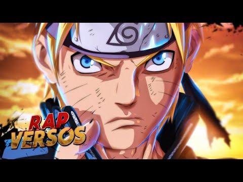 Rap Do Naruto   Esse é Meu Jeito Ninja   VERSOS