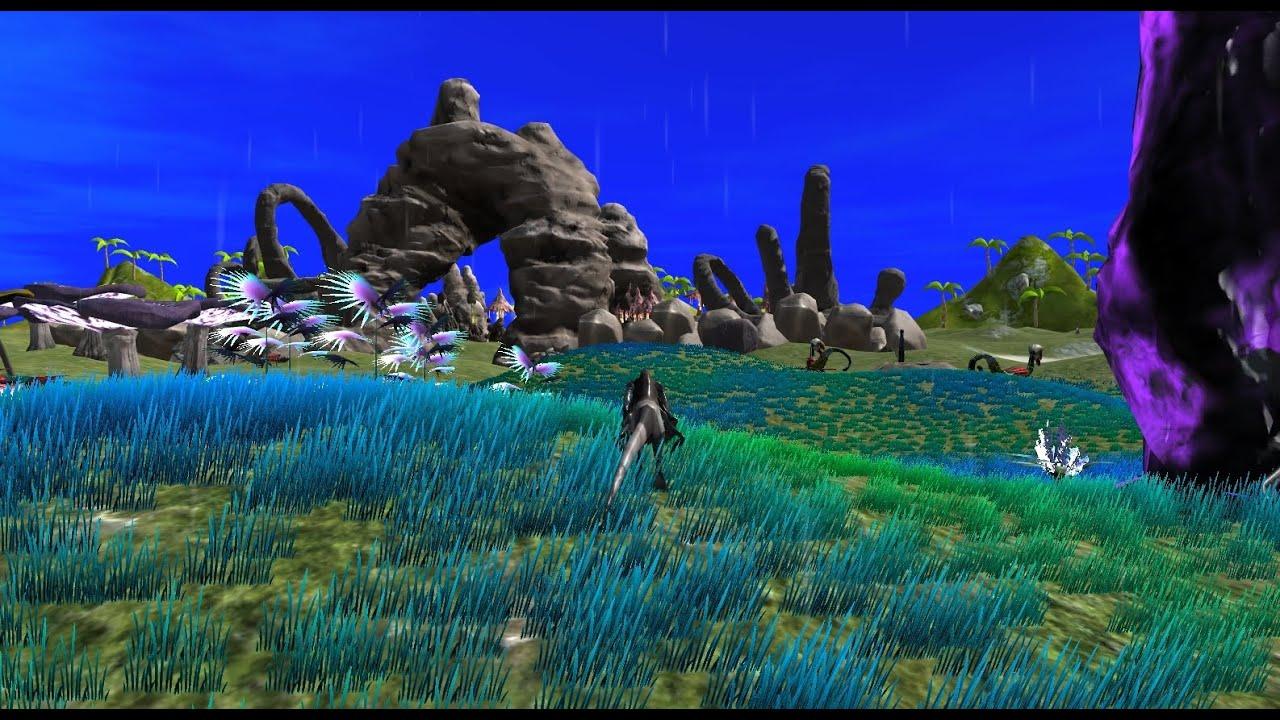 Creature Sim   3 Phases   Concept
