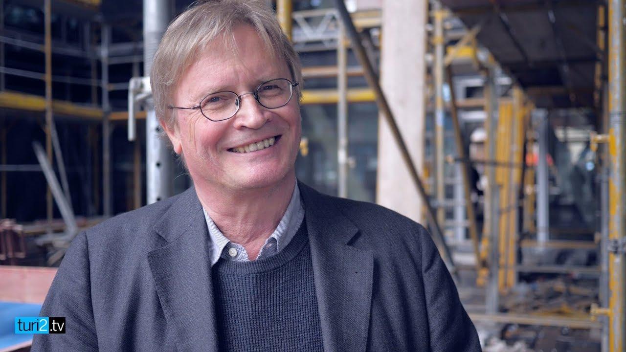 """""""taz""""-Geschäftsführer Karl-Heinz Ruch trotzt der Zeitungskrise"""