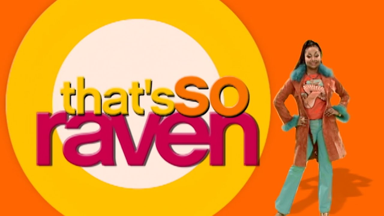 That S So Raven Theme Song Disney Channel Youtube