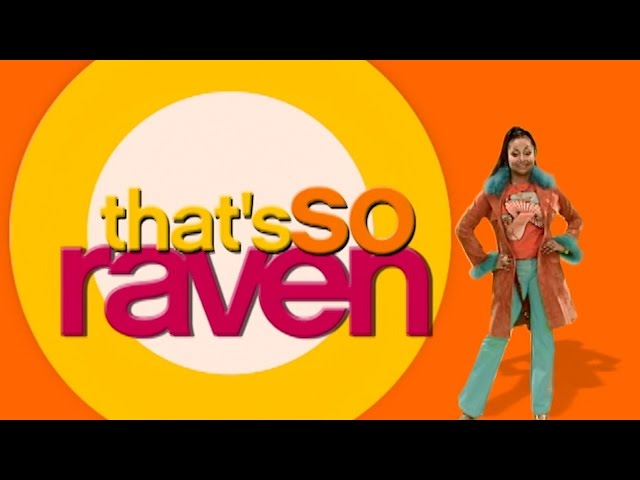 Theme Song 🎶 | That's So Raven | Disney Channel