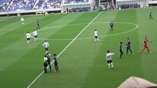 ガンバ大阪vs浦和レッズ GAMBA OSAKA vs URAWA REDS 2019.4.14 パナソニ...