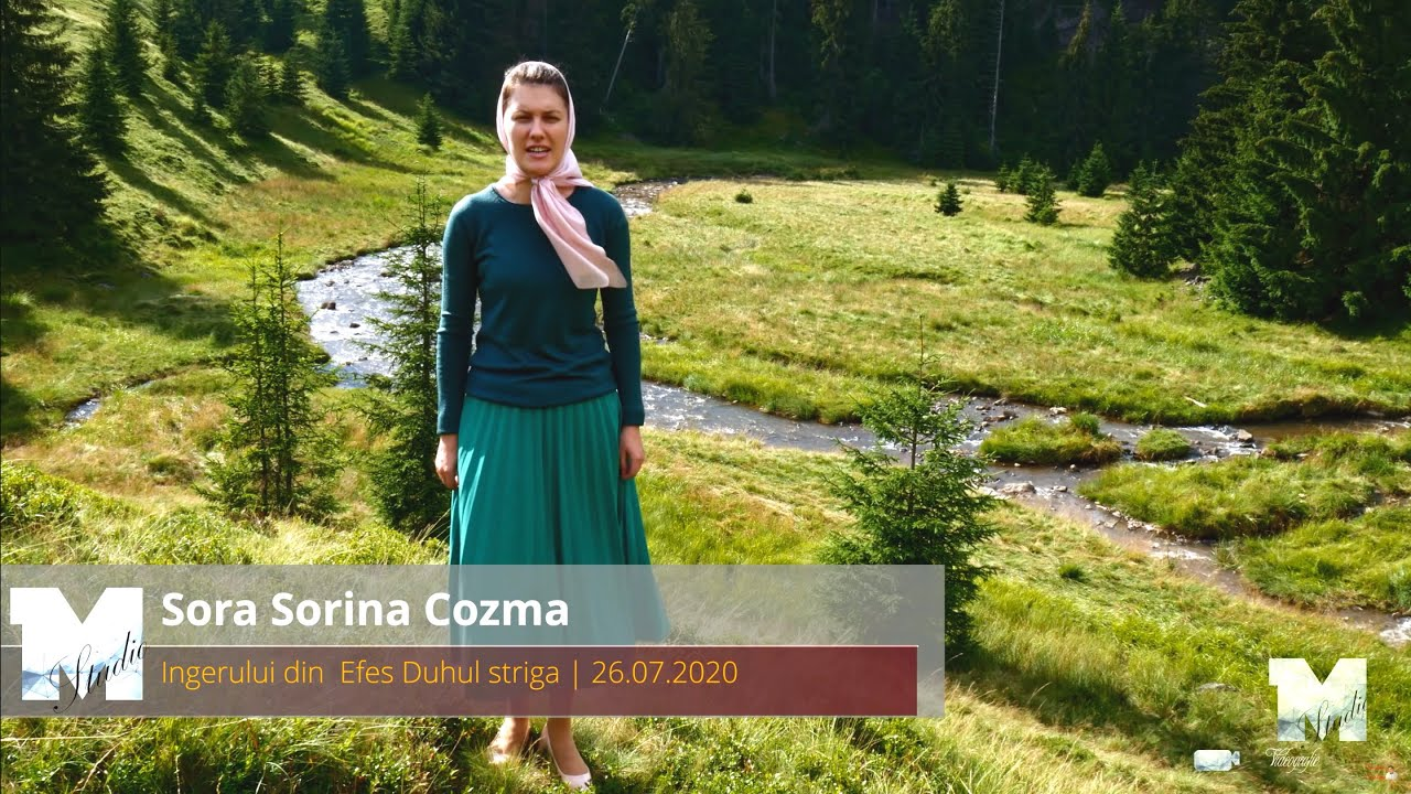 Download Sora Sorina C - Îngerului din Efes Duhul strigă