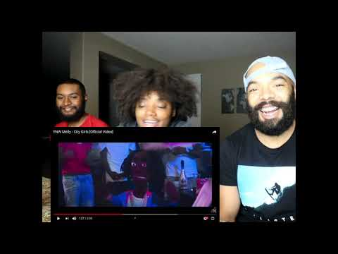 Repeat YNW Melly - City Girls [Official Video] Reaction by