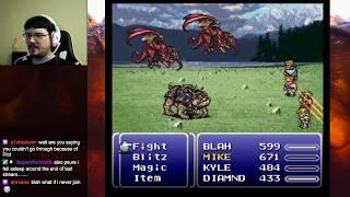 Blahsadventure - Final Fantasy 6 (Part 6)