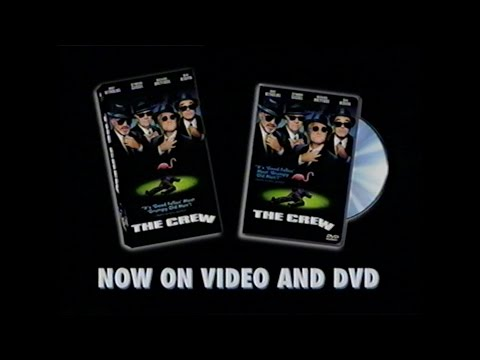 THE CREW MOVIE  VHS 2000