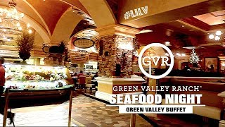 Seafood Buffet at Green Valley Ranch Casino