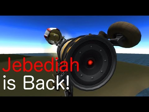 Kerbal Space Program: Jebediah is Back!