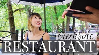 レストラン英会話☆ 会話の多い高級店編 in Sedona!〔#662〕【🇺🇸横断の旅 60】