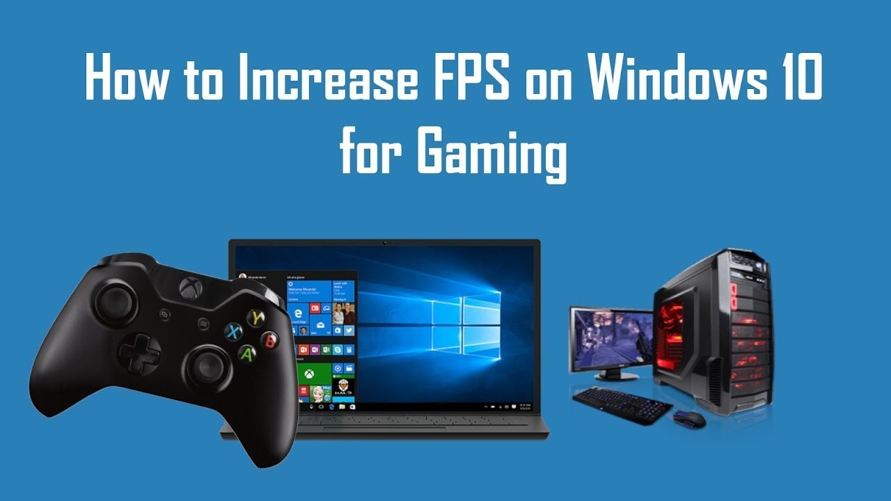 how to optimize windows 10 for gaming performance 2018 youtube. Black Bedroom Furniture Sets. Home Design Ideas